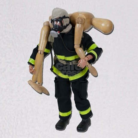 Fireman Carry Person Throw Blanket by Fireman_Carry_Person
