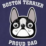 Boston terrier dad Aprons