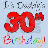 30th Baby Bodysuits