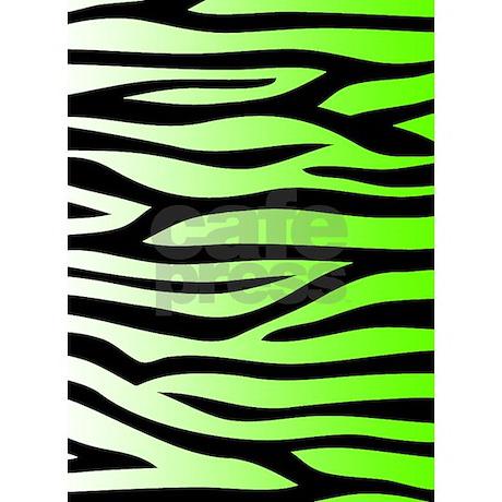 Green Zebra Print Lime Green Zebra Print...