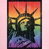 Rainbow liberty Performance Dry T-Shirts