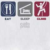 Eat sleep rock climb Bib