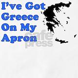 Funny greek Aprons