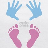 Baby feet Tank Tops