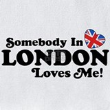 I love london Bib