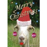 Goat christmas for Pajamas & Loungewear