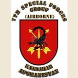 7th special forces group T-shirts