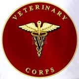 Army veterinarian Polos