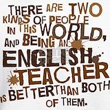 English teacher Sweatshirts & Hoodies