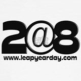 Leap year T-shirts
