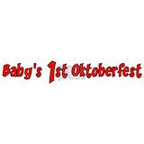 Oktoberfest infant Baby Hats