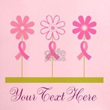 Breast cancer support Performance Dry T-Shirts