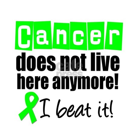 I Beat Cancer (Lymphoma) Banner by hopeanddreams
