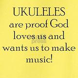 Ukulele t shirts T-shirts