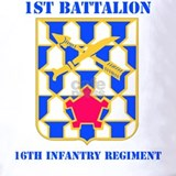 16th infantry Polos