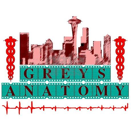 Grey's Anatomy Throw Blanket by ParagonArtworks