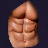 6 pack abs Aprons