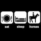 Horses Pajamas & Loungewear