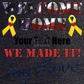 c6e29a30 Welcome Home T-Shirts - Soldier Homecoming T Shirts & Welcome Home ...