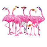 Flamingo Pajamas & Loungewear