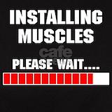 Workout shirt T-shirts