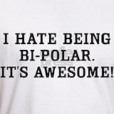 Bi polar T-shirts