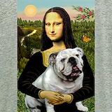 English bulldog womens Pajamas & Loungewear