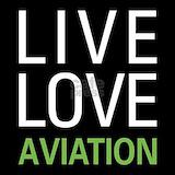 Live love aviation Pajamas & Loungewear
