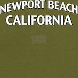 Newport beach T-shirts