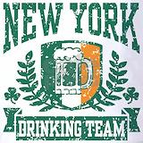 New york city drinking  team Polos