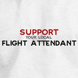 Flight attendant Sweatshirts & Hoodies