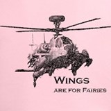 Apache helicopter Performance Dry T-Shirts