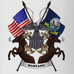 Navy Mustang Gifts Amp Merchandise Navy Mustang Gift Ideas