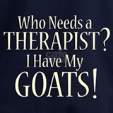 Goat therapist Sweatshirts & Hoodies