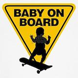 Baby on board Tank Tops