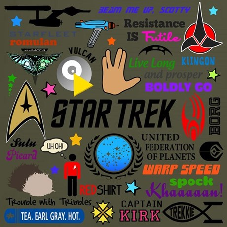 Star Trek Products