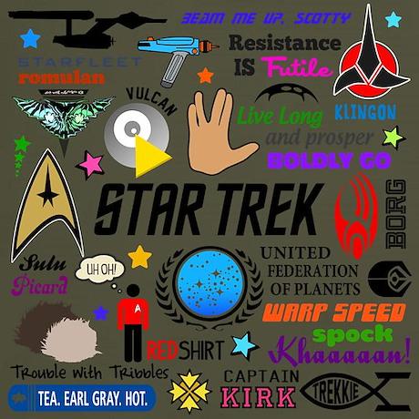 Star Trek Products