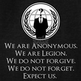 Anonymous Sweatshirts & Hoodies