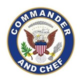 Commander in chief Aprons