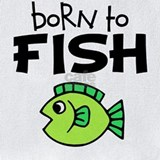 Baby fishing Bib