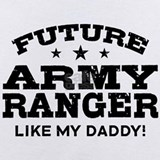 Army ranger Baby Bodysuits