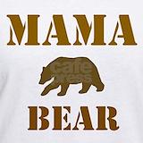 Mama bear T-shirts