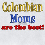 Colombia baby Bib