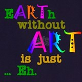 Earth without art Aprons