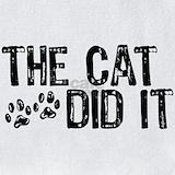 Cat Bib