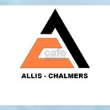 Allis chalmers Baby Bodysuits