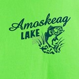 Amoskeag lake T-shirts