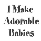 Adorable baby T-shirts