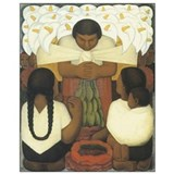 Diego rivera Wall Decals