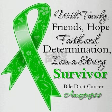 Bile Duct Cancer Strong Drinking Glass By Gifts4awareness